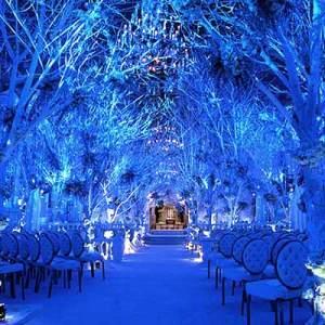 Preston Bailey - Winter wonderland theme