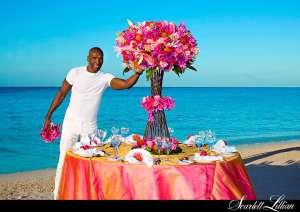 preston beach wedding theme