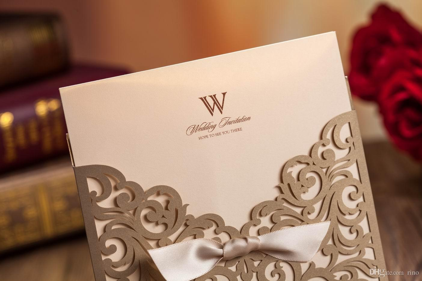 Invitation Cards For Wedding: Inspiring Weddings